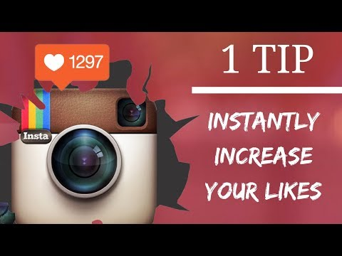 Instantly Get More Likes & Engagement On Instagram 2018 *WORKS*
