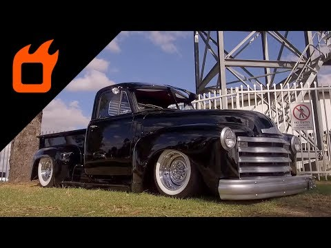 Sydney Hot Rod & Custom Expo Featuring Gene Winfield