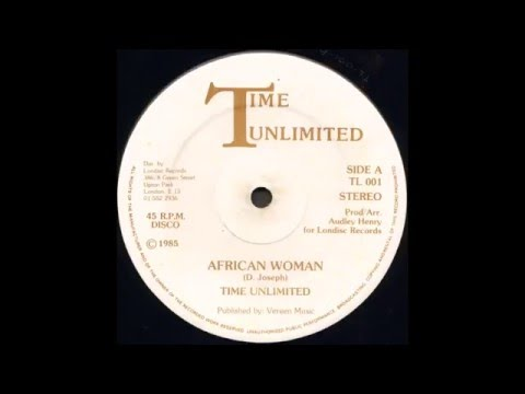 Time Unlimited - African Woman