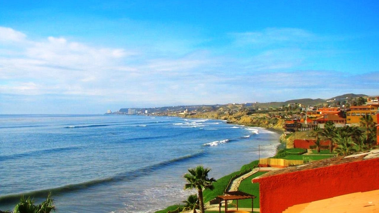 Top10 Recommended Hotels in Rosarito, Baja California, Mexico - YouTube