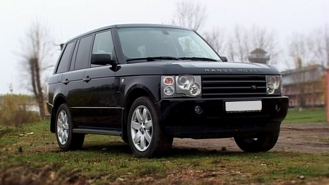 range rover vogue 2005 youtube. Black Bedroom Furniture Sets. Home Design Ideas