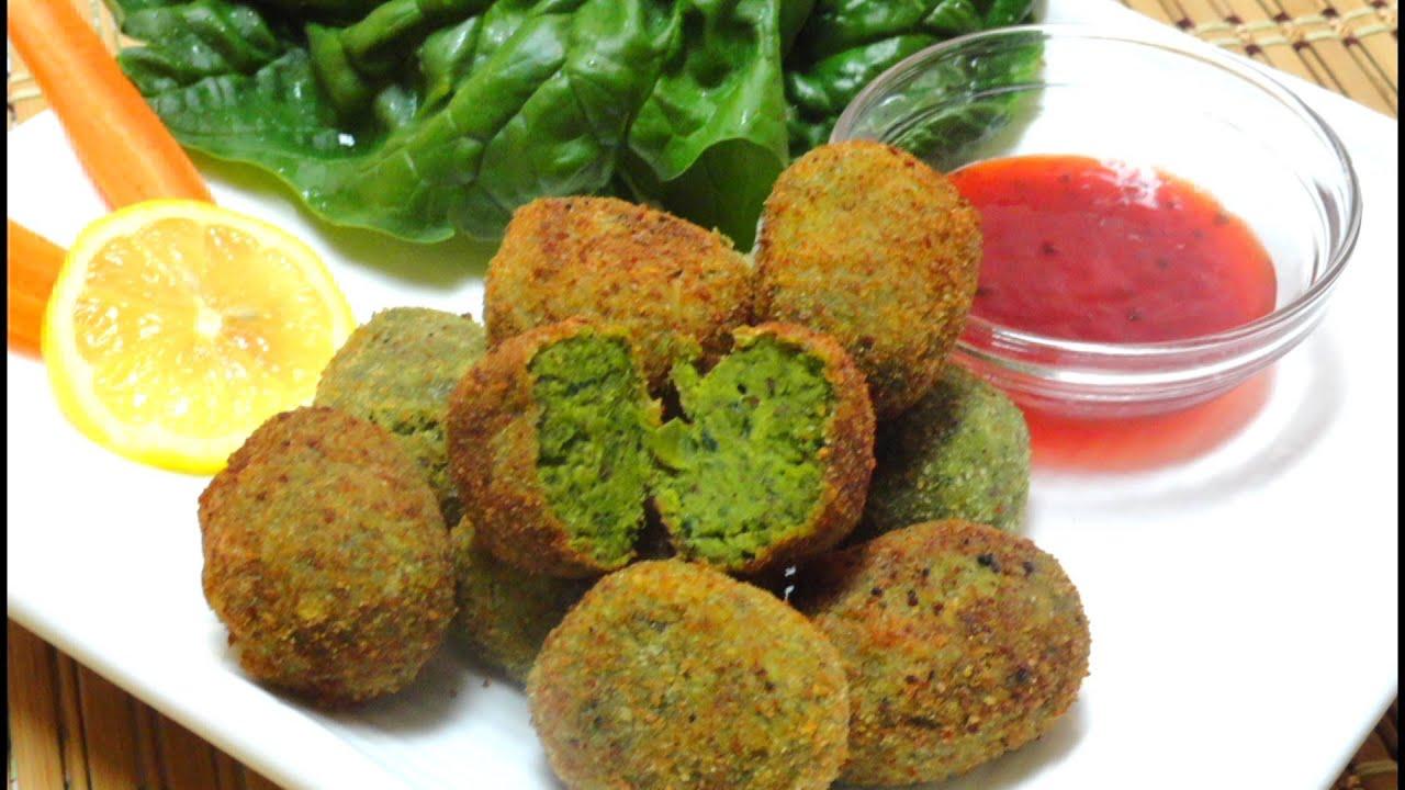 Bhavna S Kitchen Falafel