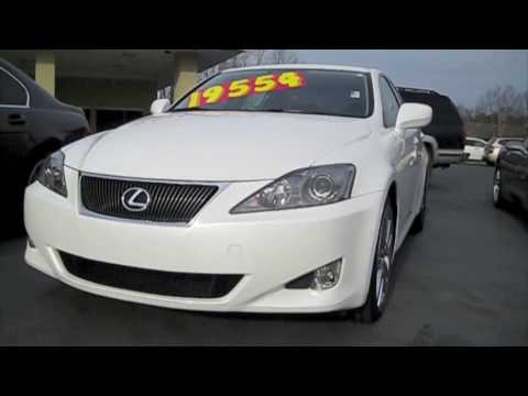2006 Lexus IS250 6 Speed Manual Start Up, Engine, And In Depth Tour