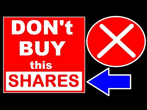 Don't Buy This SHARES ❌ ❌ ❌ ❌ ❌ ❌  ❌ ❌