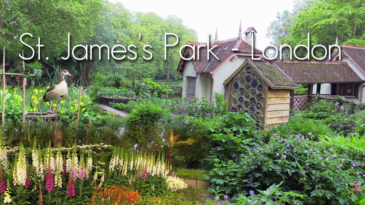 St James's Park - London - YouTube