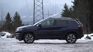 Jeep Compass 2018 Modell