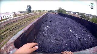 Угольная дыра на границе АТО