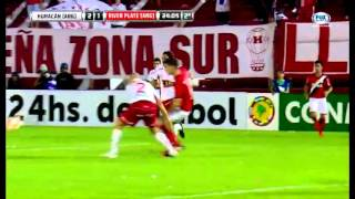 Melhores momentos de Huracán 2 x 2 River Plate - Copa Sul-Americana  2015
