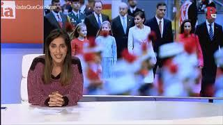 """Desde España - PúblicoTV: 12 de Octubre - Millones de español@s rechazan el ❌""""Día de la Hispanidad""""❌"""
