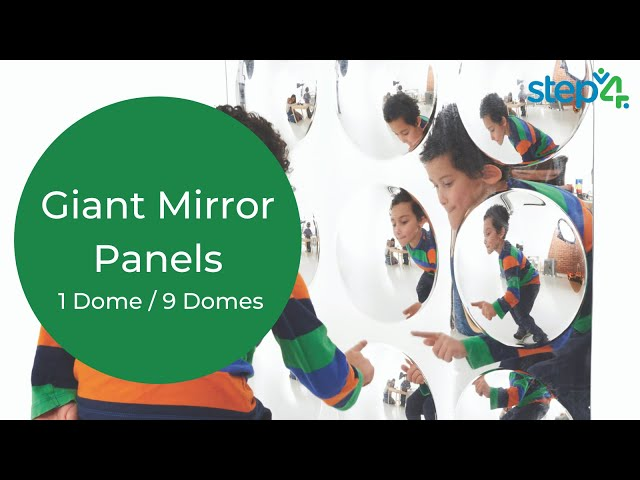 Product Review: Giant Dome Panels