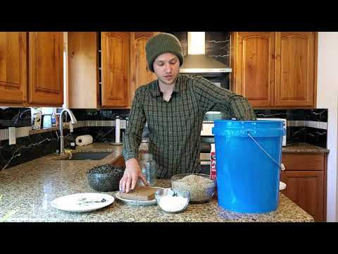 Easy Method to Make Bulk Substrate (Coco Coir + Vermiculite) - YouTube