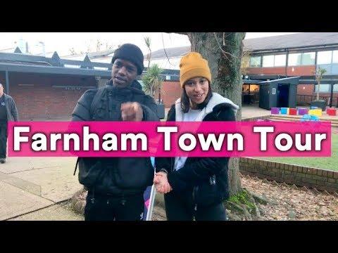 Farnham Town Tour   UCA