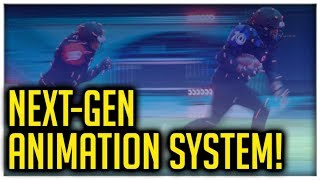 Maximum Football 2020 Next Gen Animation System First Details