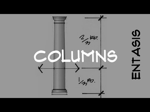7 Architecture Facts pt.38 | Modern, Column, Ionic, & Baseboard