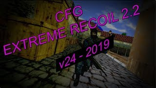 CFG AIM CS 1.6 2019 ★ v24 ✔ RECOIL 2.2 ✔ sXe Injected 17 2 ★