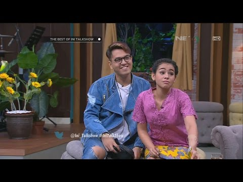 Cover Lagu The Best Of Ini Talk Show - Duh! Kevin Julio Lengket Banget Sama Sahila