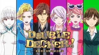 Artist: Kirisame Undertaker Song: Stereo to Monologue Watch DOUBLE DECKER! DOUG & KIRILL on Crunchyroll: https://got.cr/Watch-DoubleDecker ...
