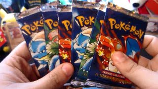 EPIC! Opening 3 Pokemon Shadowless? Base Set Booster Packs! INSANE PULLS! WOW!