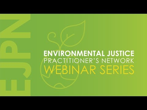 Widening the Circle in Creating Climate Justice, with Dr. Janice Marie Johnson, Jan 2017 - Uncut