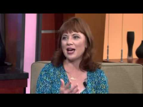 Aileen Quinn's  on WGNTV in Chicago 03.23.2012