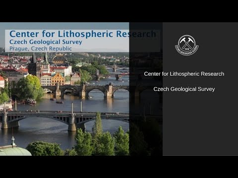 Center for Lithospheric Research/ Czech Geological Survey