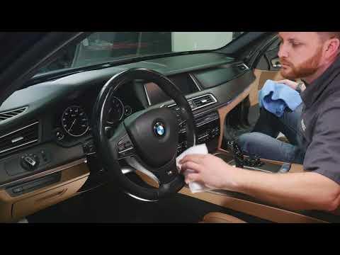 How to do a Quick Interior Detail