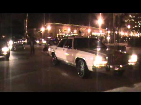 Royal Touch Car club @ Christmas Parade Bryan Tx 2011