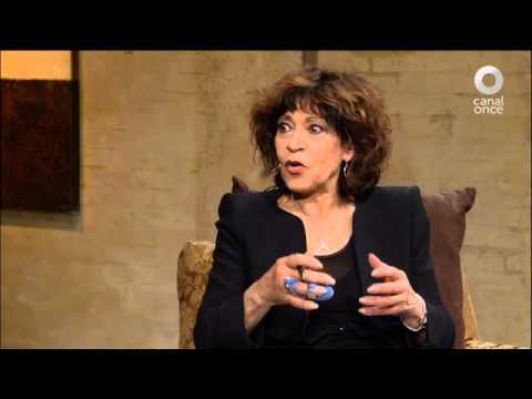 Conversando con Cristina Pacheco - Elisa Carrillo (15/08/2014)