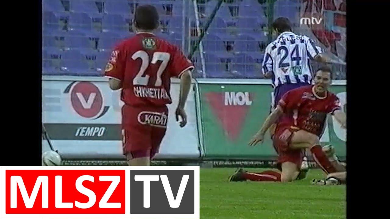 Újpest-Debrecen | 0-3 | 2003. 04. 26 | MLSZ TV Archív