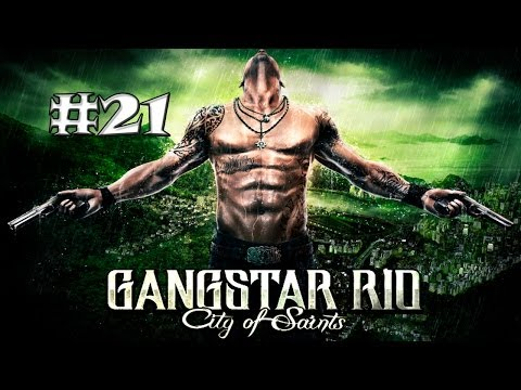 Прохождение игры Gangstar Rio: City of Saints (Android) #21 (Финал)