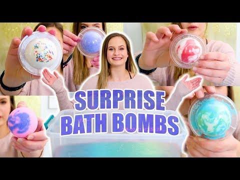 Surprise Bath Bombs!