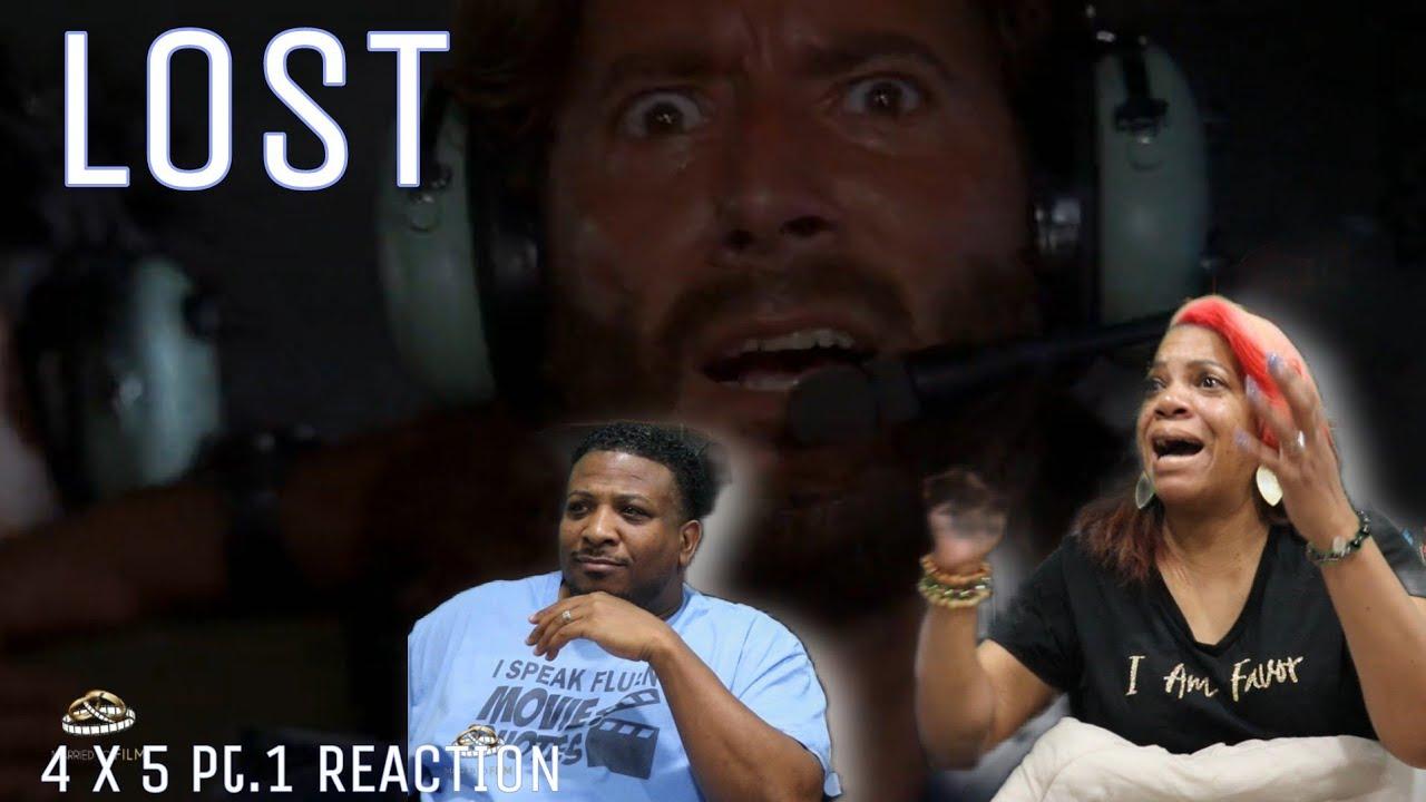 "Download Lost   REACTION - Season 4 Episode 5pt.1""The Constant"""