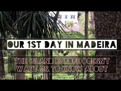 Day 1 Madeira Island   The European Secret Vacation Destination Americans Don't Visit