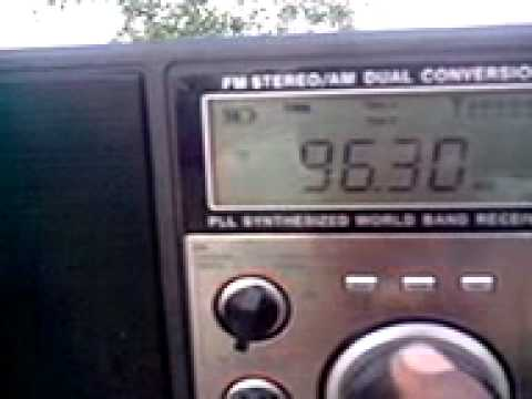 FM DXing Srilanka Stations, Almost all Srilanakn FM stations logged from Tirunelveli, TamilNadu