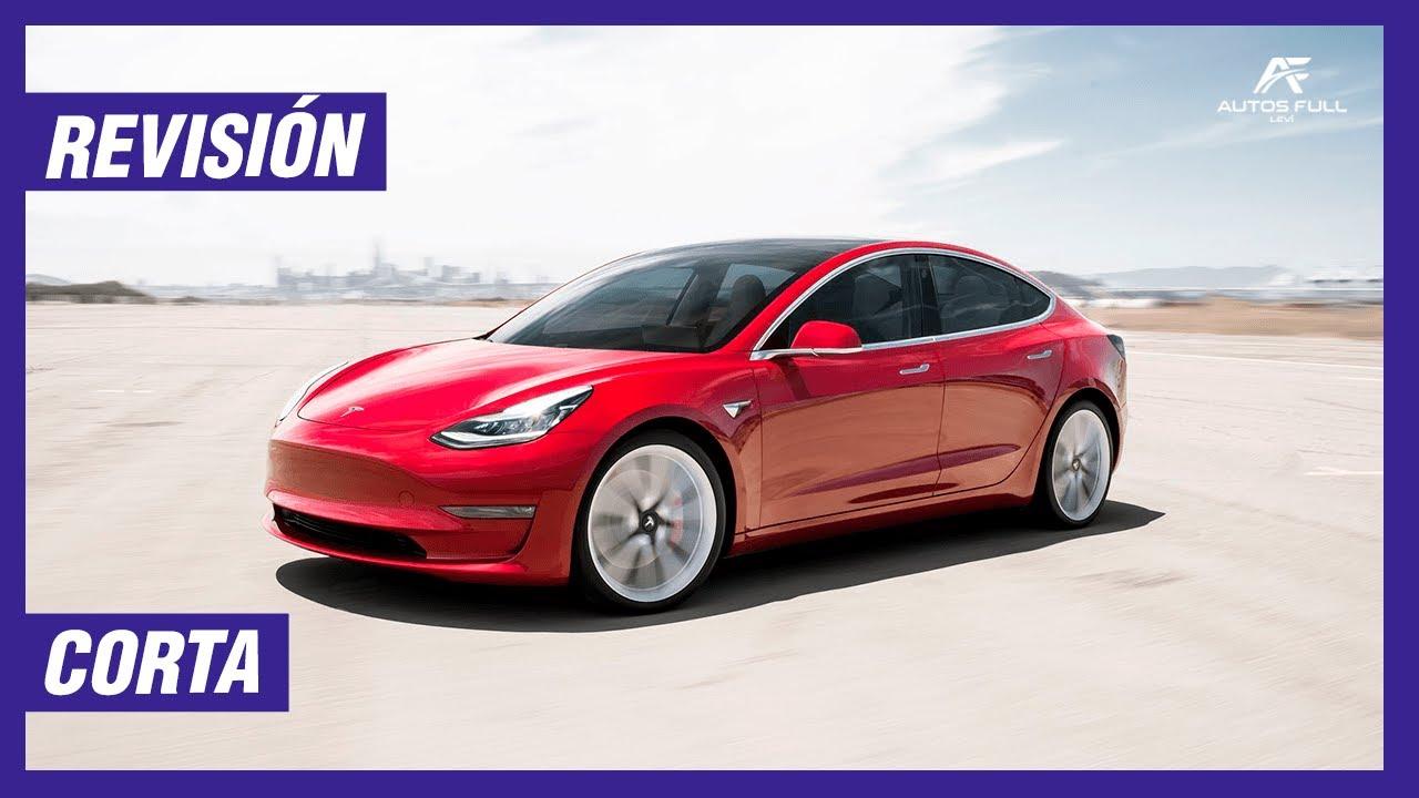 Tesla Model 3   Revisión Corta