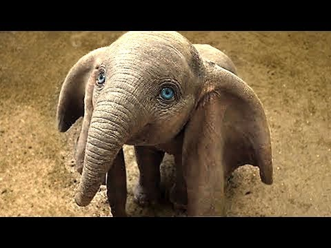 "DUMBO ""New Generation"" Trailer (2019) Tim Burton"