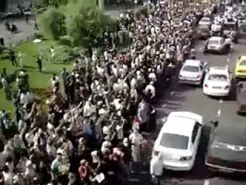 News from Iran, Protest in Tehran Sep 18 part2