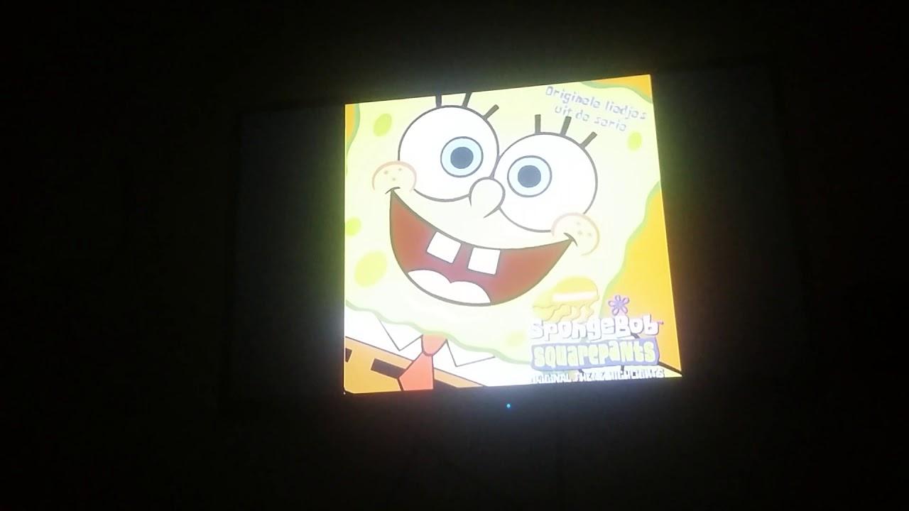 Spongebob fun song - YouTube