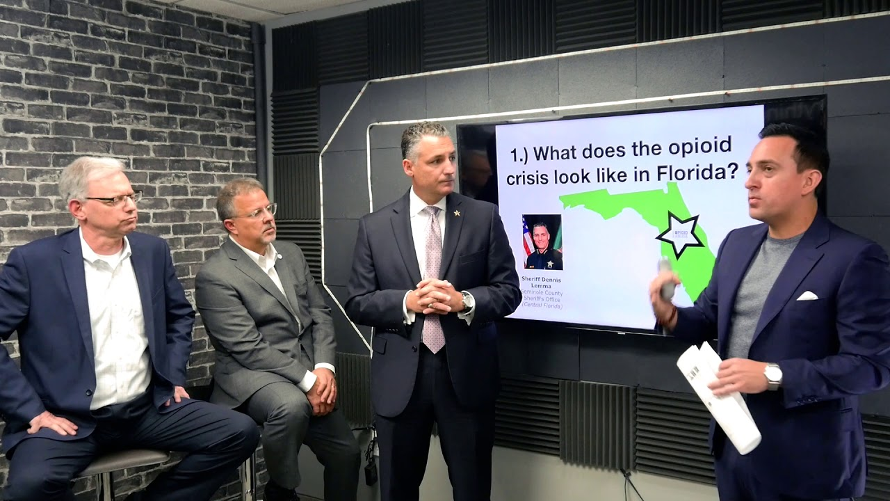 The Opioid Crisis in Florida: What Business Leaders Need to Know