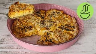 Kolay Dilim Börek - Hazır Yufkadan Patatesli Börek - Yufka Böreği - Patatesli Börek Nasıl Yapılır?