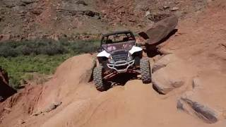 Kane Creek Moab with RZR 1000, Wildcat 1000 Limited
