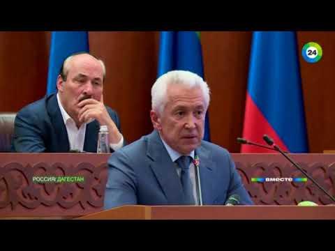 Владимир Васильев: первый «варяг» в Дагестане