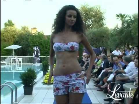 FASHION SHOW LEVANTE beachwear  2012
