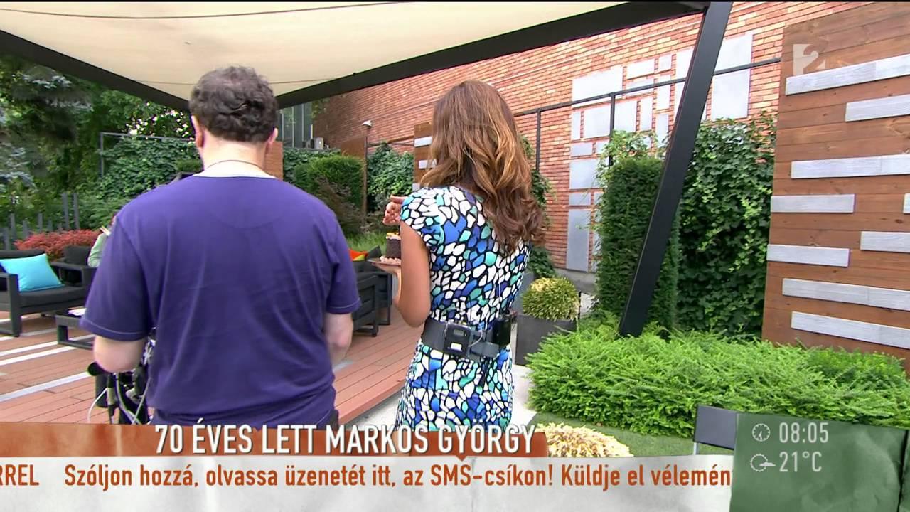 Markos György súlyos állapota miatt váltott életmódot - tv2 hu/mokka