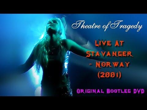 Theatre of Tragedy Live At  Stavanger, Norway (2001) Original Bootleg DVD