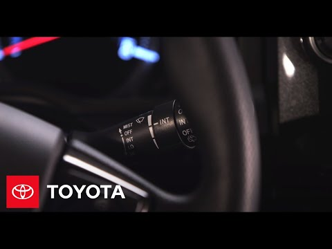 4Runner How-To: Front and Rear Wiper | 2014 4Runner | Toyota