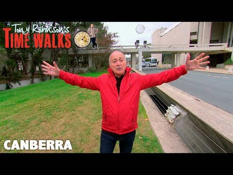 Tony Robinson's Time Walks | S2E4 | Canberra
