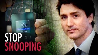 Trudeau wants your bank records but Ezra Levant fights back!