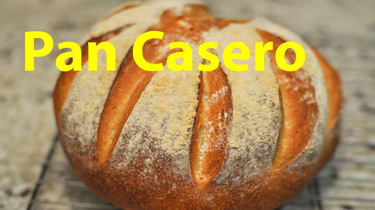 como se hace pan con levadura instantanea