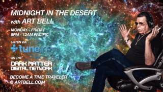 Art Bell interviews astrophysicist Neil deGrasse Tyson on Midnight In The Desert (Hour 1)